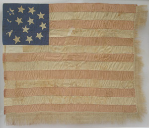 Nathaniel Shaw Flag